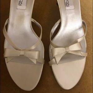 Bridal Shoes (Brand New) - Size 8 1/2